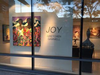 Gretchen Gammell, installation view