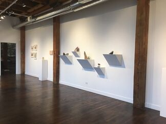 What Is Not Is Isn't Is, installation view