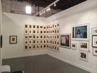 Feroz Galerie at Paris Photo Los Angeles 2014, installation view