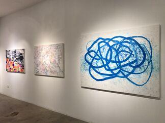 Between Cities, installation view