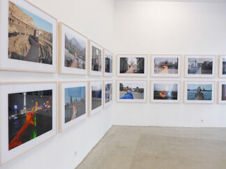 AI WEIWEI + Moon - a project by Ai Weiwei and Olafur Eliasson, installation view