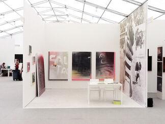 Anna Kustera at UNTITLED 2013, installation view