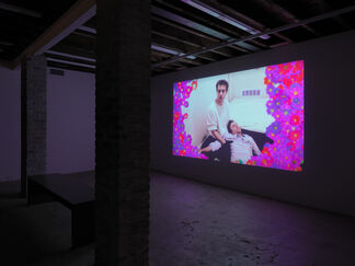 Frame Structures, installation view