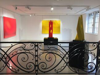 Pablo Atchugarry, installation view