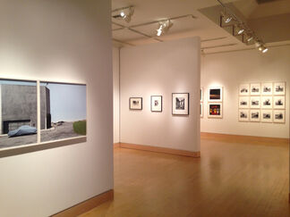 The Road, installation view