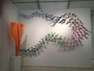 Galleria Ca' d'Oro at CONTEXT Art Miami 2015, installation view