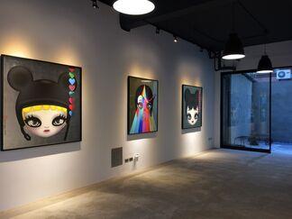 Pontone Gallery Taiwan   Mari kim   混亂世代中的羅曼史, installation view
