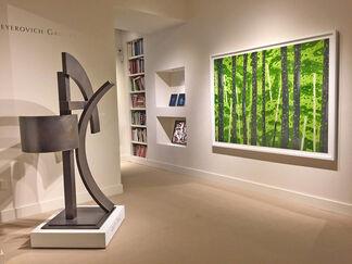 Alex Katz at 90, installation view