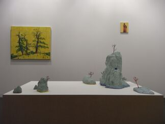 Gallery Side 2 at Artissima 2015, installation view