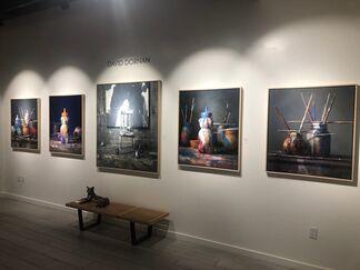 David Dornan, installation view
