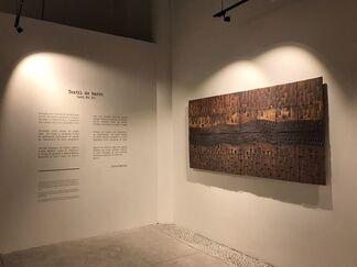 Textil de Barro, installation view