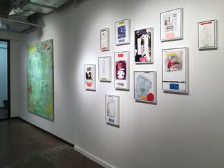 William Campbell Contemporary Art, Inc. at Dallas Art Fair 2017, installation view