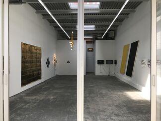 1107 Pt.II, installation view
