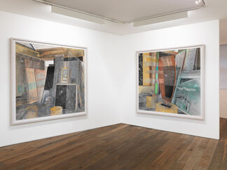 Karel Nel  - Observe, installation view