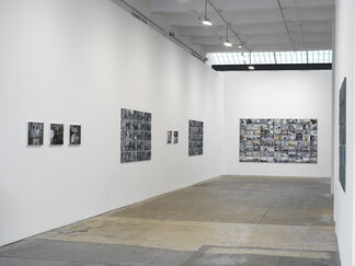 Michelle Stuart: Flight of Time, installation view