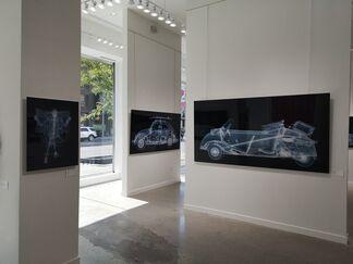 Nick Veasey, installation view