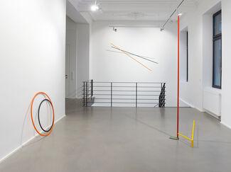 Lutz Fritsch | So nah so fern, installation view