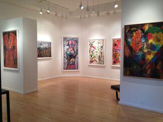 Jim Dine, installation view
