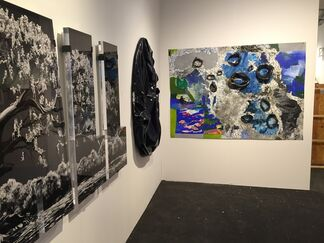 gallery nine5 at PULSE Miami Beach 2014, installation view
