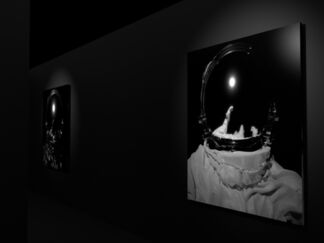 Space, installation view