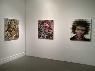 Jeff Huntington: Catalyst, installation view