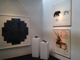 K. Imperial Fine Art at artMRKT San Francisco 2014, installation view