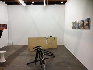 Alberta Pane at Art Brussels 2013, installation view