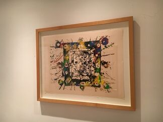 Hofmann and Francis: Abstract Expressionism Across Generations, installation view