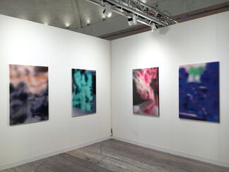The Hole at VOLTA12 Basel 2016, installation view
