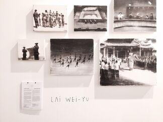 Yiri Arts at Art Madrid 2016, installation view