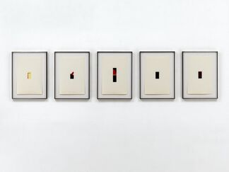 Blinky Palermo: Prints, installation view
