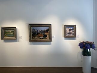 FINE ART CLASSICS Impressionism to Modernism, installation view