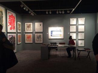 Crown Point Press at IFPDA Print Fair 2015, installation view