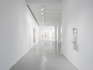 Jo Baer, Anne Neukamp, Diane Simpson, installation view