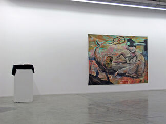 Philip Mueller-My Father was Many and I am Happy as a Sailor- part II, installation view