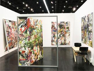 Warhus Rittershaus at Art Cologne 2017, installation view
