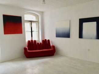 ABSTRACT Guillaume Colussi / Katharina Lehmann / Wonkun Jun / Robert Kamnatnik, installation view