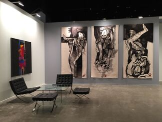 Meem Gallery at Art Dubai 2017, installation view
