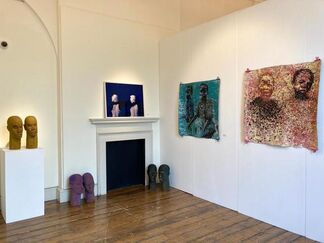 Nil Gallery at 1-54 London 2020, installation view