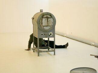 Martin Zet:|, installation view