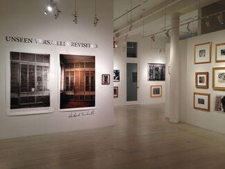 Deborah Turbeville: Unseen Versailles Revisited, installation view