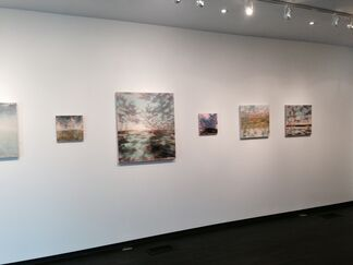 Mary Armstrong: Drifting Waters, installation view