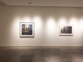 John Salminen | City Life, installation view