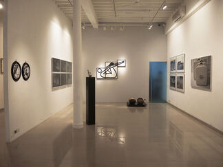 Shades of Gray, installation view