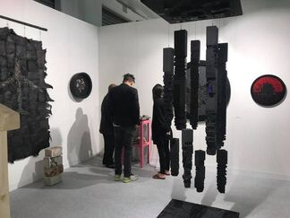 REM Project at VOLTA14, installation view