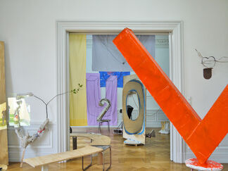 True Size comes from Within - Felix Oehmann, installation view