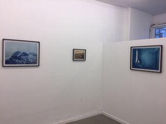 Daisuke Yokota - Taratine, installation view