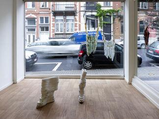 Christiane Blattmann - La Chute Enchantée, installation view