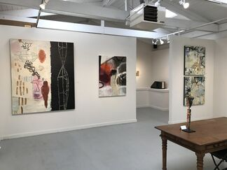 Markings, installation view