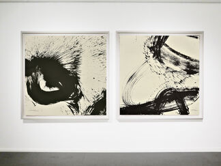 Forms of Ink, installation view